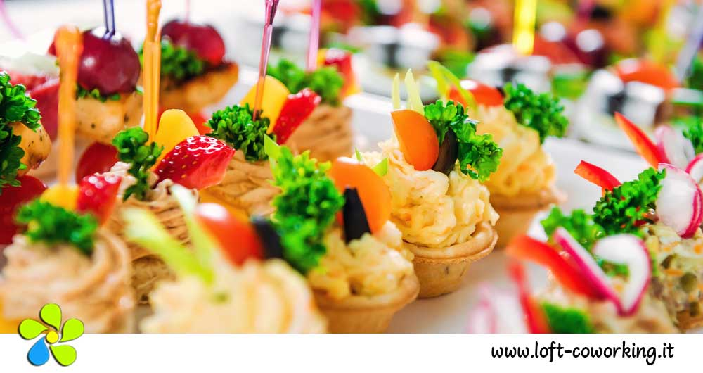 Loft Coworking Milano - Catering