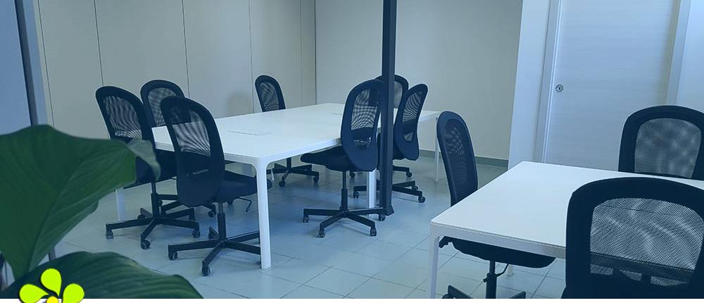 Ufficio arredato 3 del Loft Coworking