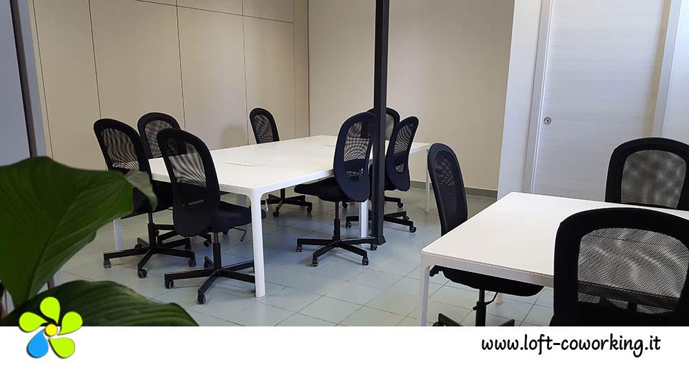 Uffici arredati milano loft coworking for Uffici arredati