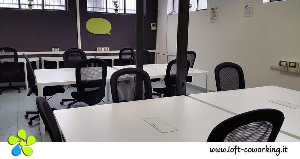 Loft Coworking Milano Crescenzago: sala 1