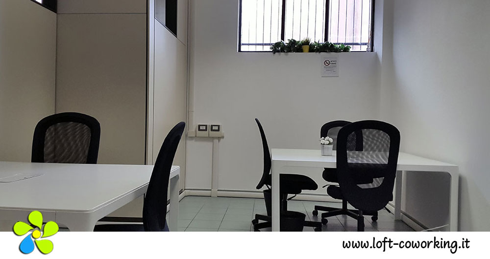 Uffici arredati milano loft coworking for Ufficio arredato