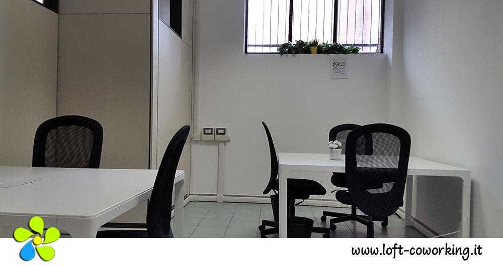 uffici arredati milano loft coworking