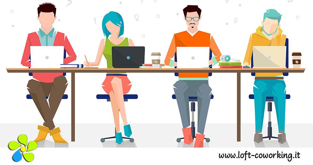 coworking milano condivisione uffici