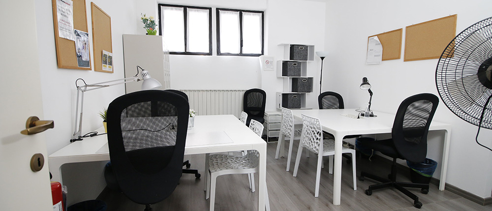 Ufficio Condiviso Milano 03